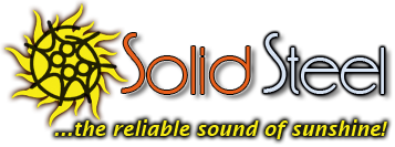 Solid Steel - the reliable sound of sunshine