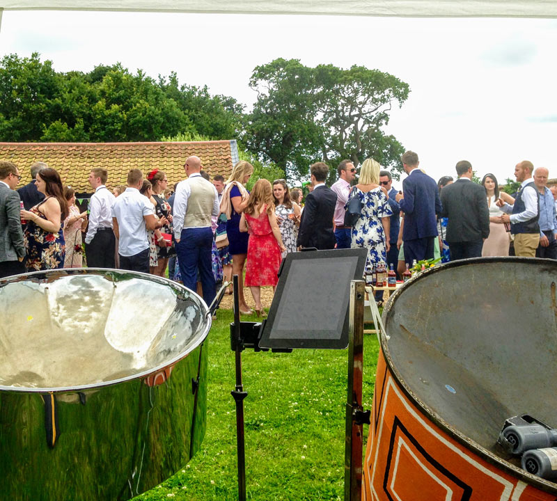 steel band music instruments